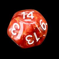 Impact Mage Bullets D14 Dice