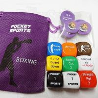 Pocket Sports Boxing D6 Dice Game