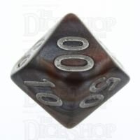 TDSO Duel Copper & Steel Percentile Dice