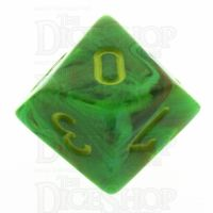 Chessex Vortex Slime D10 Dice