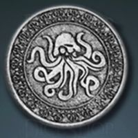 Pirate Legendary Metal Silver Coin