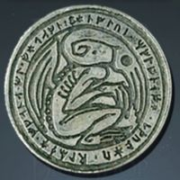 Cthulhu Legendary Metal Silver Coin