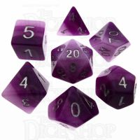 TDSO Layer Purple 7 Dice Polyset