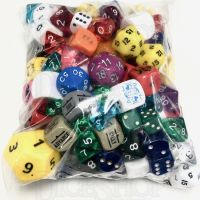 CLEARANCE Various Manufacturers MASSIVE 1.25 lbs Bag of Dice