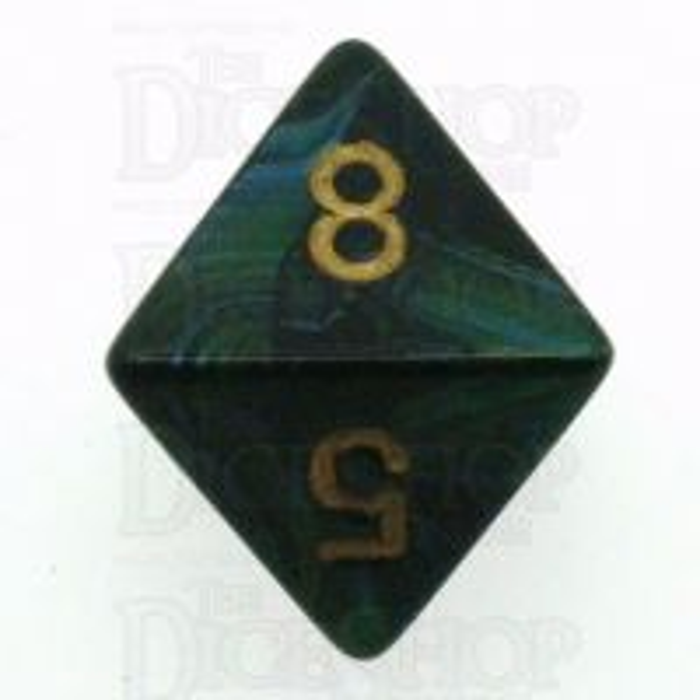 Chessex Scarab Jade D8 Dice