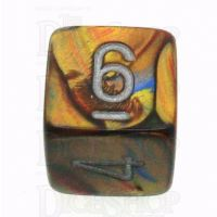 Chessex Lustrous Gold D6 Dice