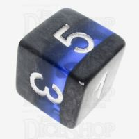 TDSO Mineral Sapphire D6 Dice