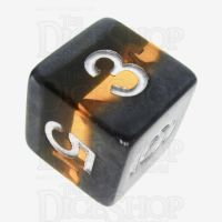 TDSO Mineral Amber D6 Dice