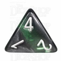TDSO Mineral Emerald D4 Dice