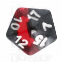 TDSO Mineral Ruby D20 Dice