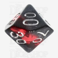 TDSO Mineral Ruby Percentile Dice