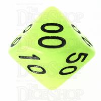 TDSO Glow in the Dark Gamma Percentile Dice LIMITED EDITION