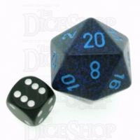 Chessex Speckled Cobalt JUMBO 34mm D20 Dice