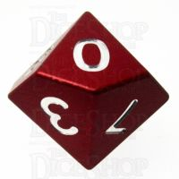 TDSO Aluminium Precision Red DragonD10 Dice