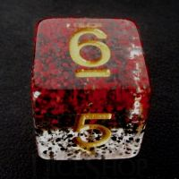 TDSO Particles Vampire D6 Dice