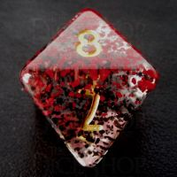 TDSO Particles Vampire D8 Dice