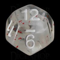 TDSO Particles Swirl Blossom Snowfall D12 Dice