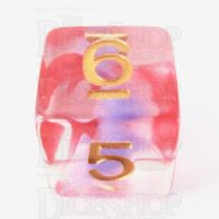 TDSO Pearl Swirl Clematis D6 Dice