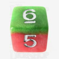 TDSO Layer Italian Ice D6 Dice