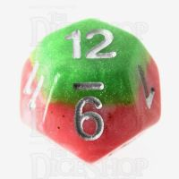 TDSO Layer Italian Ice D12 Dice