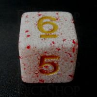 TDSO Particles Ume OniGiri D6 Dice