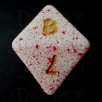 TDSO Particles Ume OniGiri D8 Dice