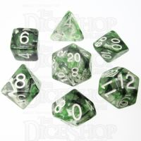 Role 4 Initiative Diffusion Dark Forest 7 Dice Polyset