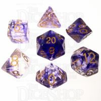 Role 4 Initiative Diffusion Majesty 7 Dice Polyset