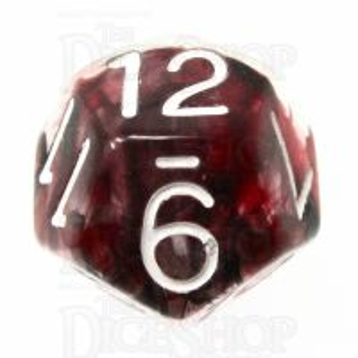 Role 4 Initiative Diffusion Bloodstone D12 Dice