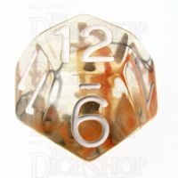 Role 4 Initiative Diffusion Lava Field D12 Dice