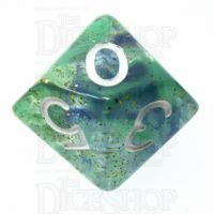 Role 4 Initiative Diffusion Neptunes Treasure D10 Dice
