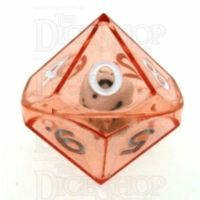 Koplow Red Double D10 Dice