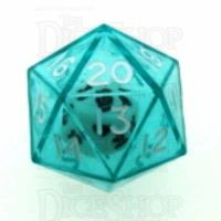 Koplow Green Double D20 Dice