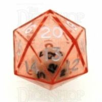 Koplow Red Double D20 Dice