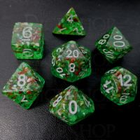 TDSO Planet Killer 7 Dice Polyset FABULOUS FIFTY