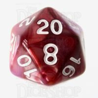 TDSO Trio Gold Pink & Purple D20 Dice