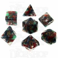TDSO Regenerate Copper 7 Dice Polyset
