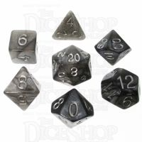Role 4 Initiative Steel Dragon Shimmer  7  Dice Polyset