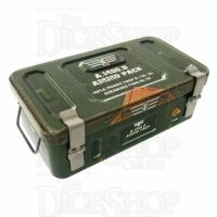 CLEARANCE D&G Ammo Box Dice Storage Tin - OUT OF PRODUCTION
