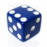 CLEARANCE Koplow Opaque Dark Blue & White Square C