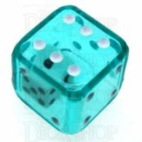 Koplow Green Double 19mm D6 Spot Dice