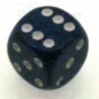 Chessex Speckled Stealth 16mm D6 Spot Dice