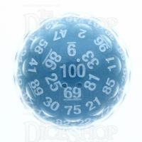 GameScience Blue & White D100 Dice - NEW 2017 PRODUCTION