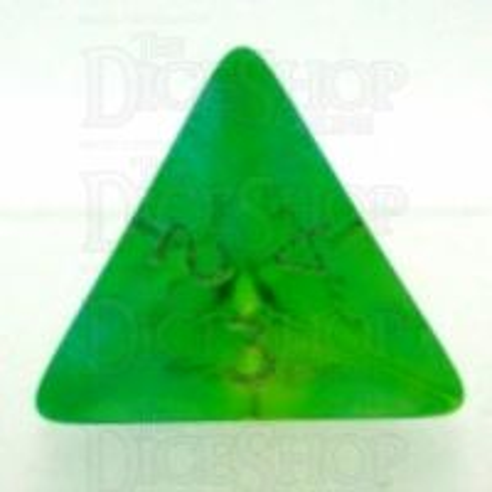 D&G Gem Blitz Aqua D4 Dice