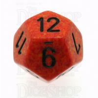 Chessex Speckled Fire D12 Dice