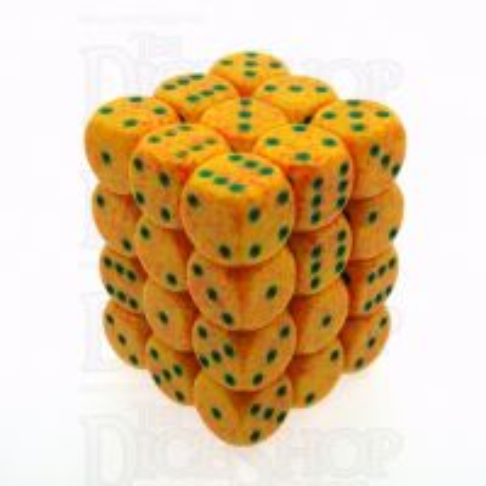 Chessex Speckled Lotus 36 x D6 Dice Set