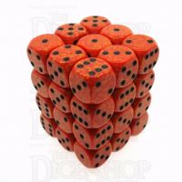 Chessex Speckled Fire 36 x D6 Dice Set