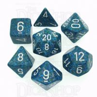 Chessex Speckled Sea 7 Dice Polyset
