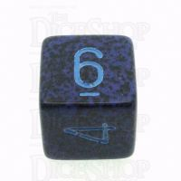 Chessex Speckled Cobalt D6 Dice