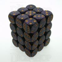 Chessex Speckled Hurricane 36 x D6 Dice Set